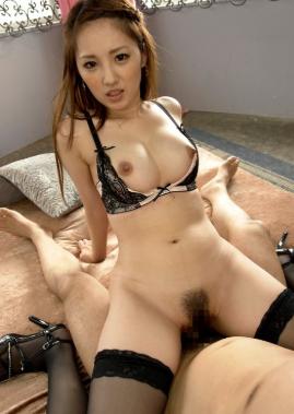 激しいグラインド騎乗位痴女っ娘交尾イメージ画像4