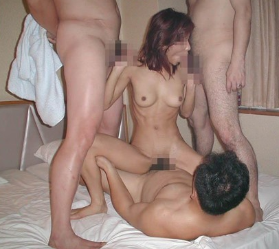 輪姦4Pプレイ調教マニア乱交グループセックス画像2